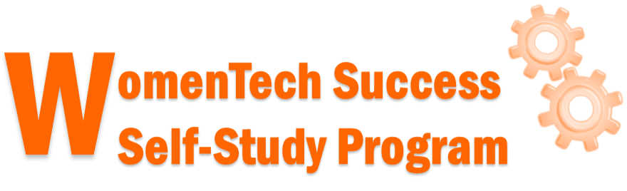 WomenTechSuccessSelfStudyProgram