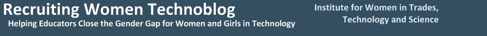 Recruiting Women Technoblog