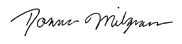 donnamilgramsignature