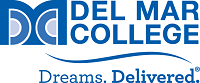 Del Mar College blue
