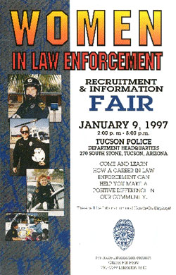 womeninlawenforcementposter